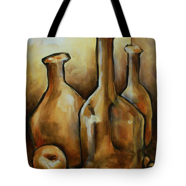 Untitled Tote Bag by Michael Lang