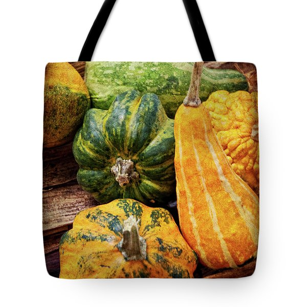 Vegetable Tote Bag by Angela Doelling AD DESIGN Photo and PhotoArt