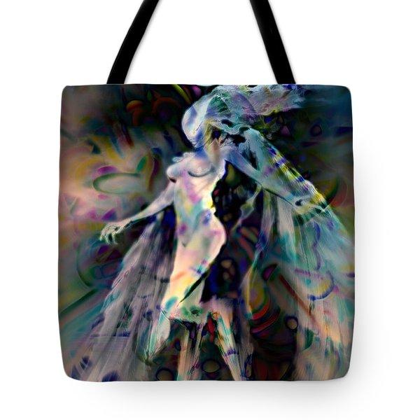 Virgo Tote Bag by WBK