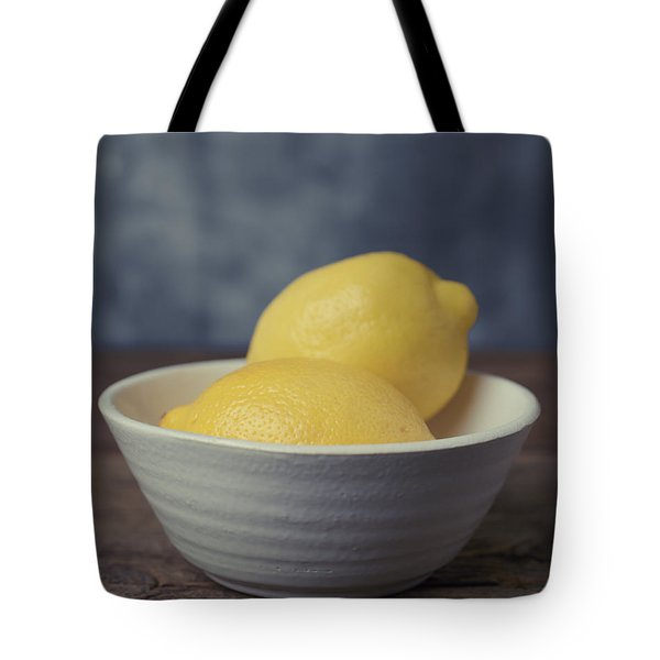 When Life Gives You Lemons Tote Bag by Edward Fielding