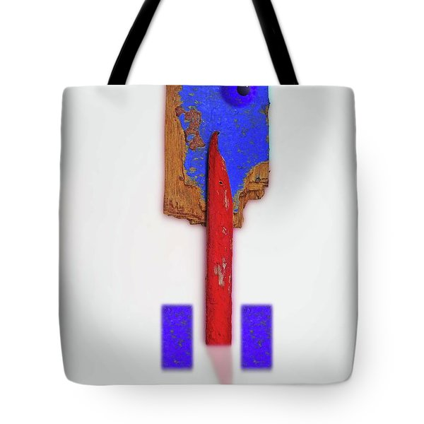 Winter Tote Bag by Charles Stuart