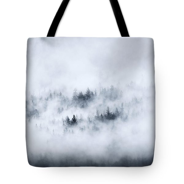 Winter Tote Bag by Mike  Dawson