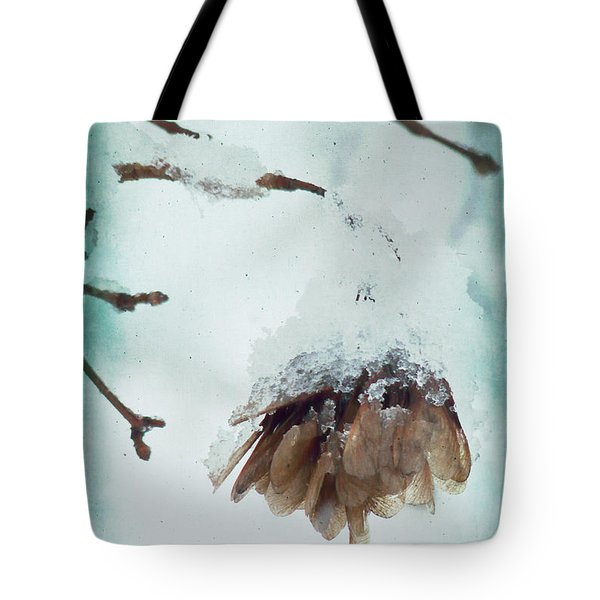 Wintertime Tote Bag by Angela Doelling AD DESIGN Photo and PhotoArt