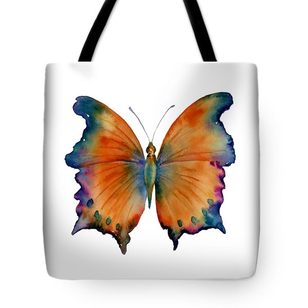 1 Wizard Butterfly Tote Bag by Amy Kirkpatrick