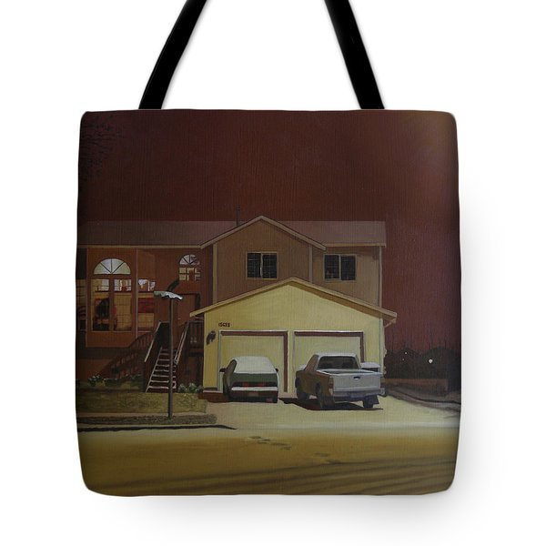 15698 168th Ave. S.e. Tote Bag by Thu Nguyen