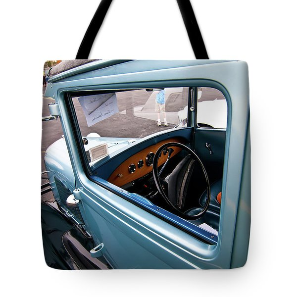 1929 Ford 2056 Tote Bag by Guy Whiteley
