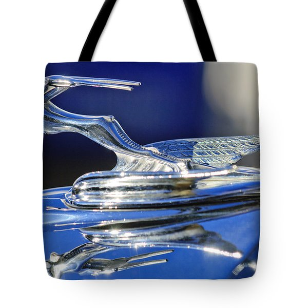 1931 Chrysler Imperial Cg Roadster Tote Bag by Jill Reger