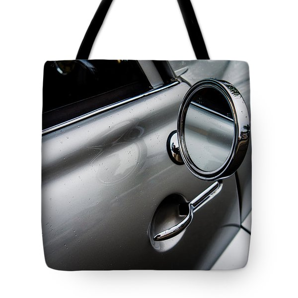 Tote Bag featuring the photograph 1947 Tatra T87 by M G Whittingham