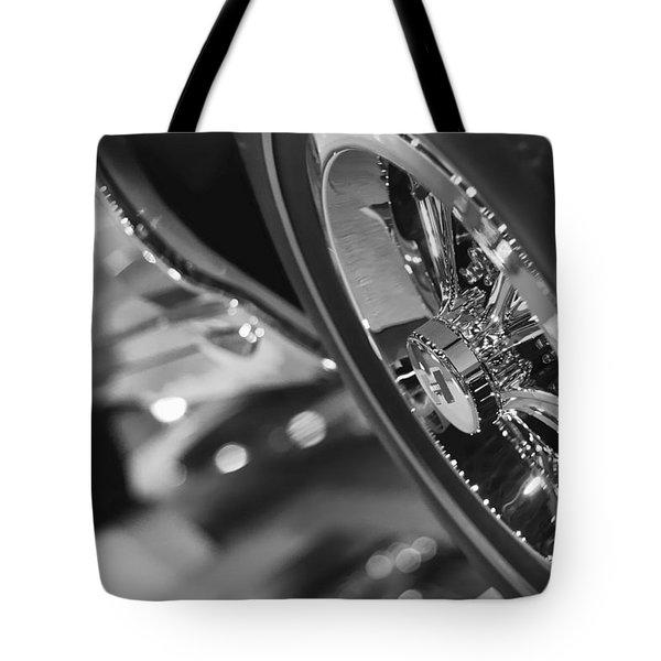 1966 Hurst Pontiac Gto Tote Bag by Gordon Dean II