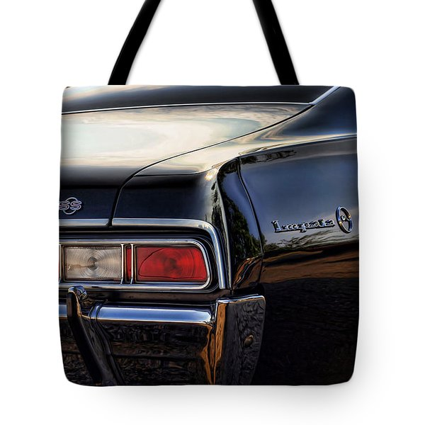1967 Chevy Impala SS Tote Bag by Gordon Dean II