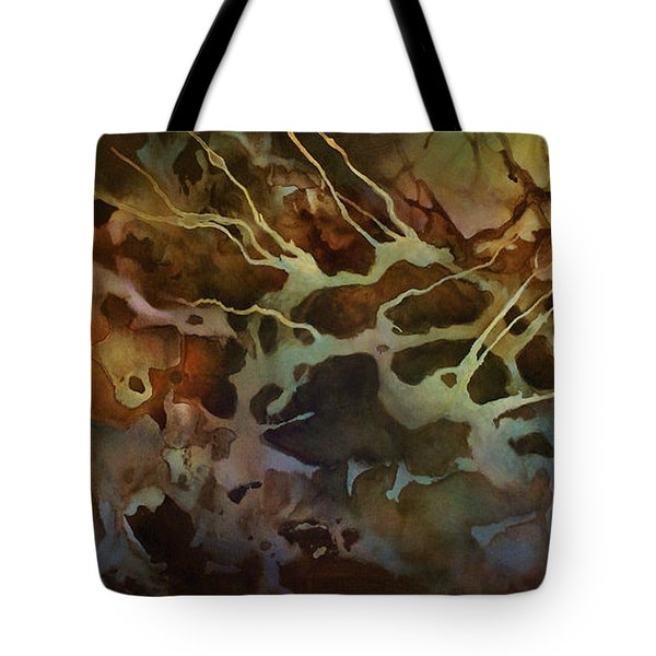 abstract design 87 Tote Bag by Michael Lang
