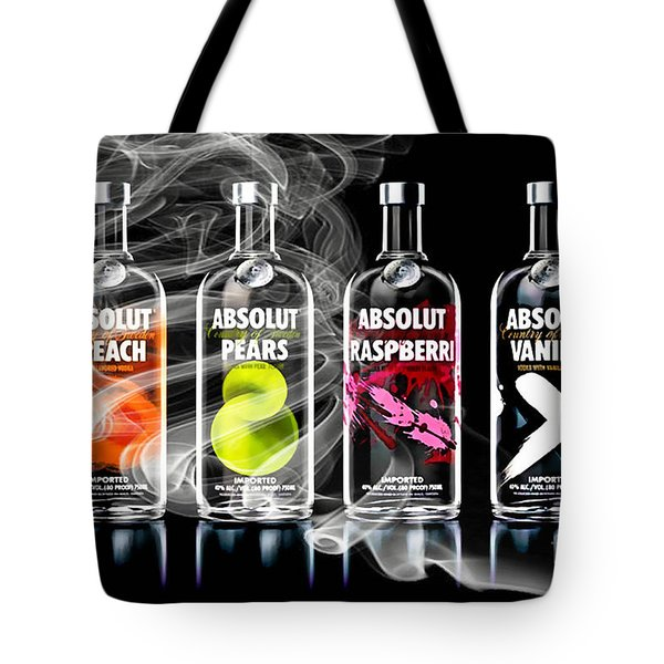 Bar Collection Tote Bag by Marvin Blaine