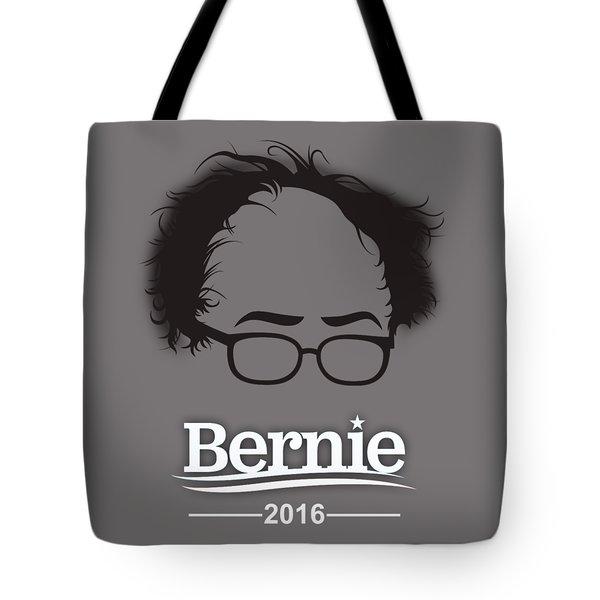 Bernie Sanders Tote Bag by Marvin Blaine