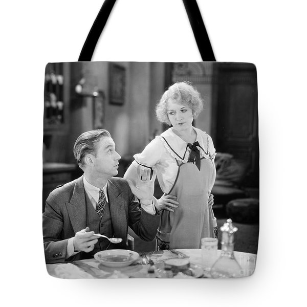 Film Still: Eating & Drinking Tote Bag by Granger