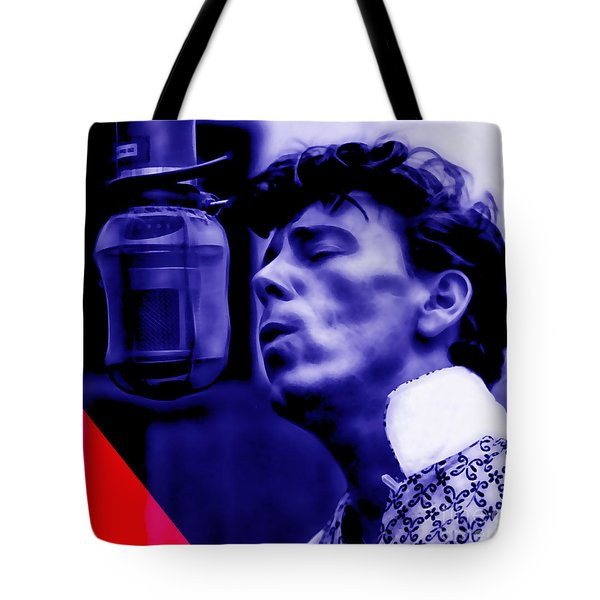 Gene Vincent Collection Tote Bag by Marvin Blaine
