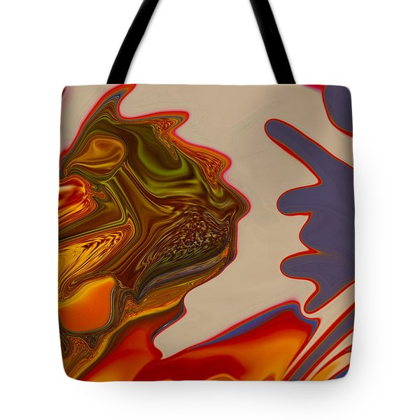 Intuition Tote Bag by Omaste Witkowski