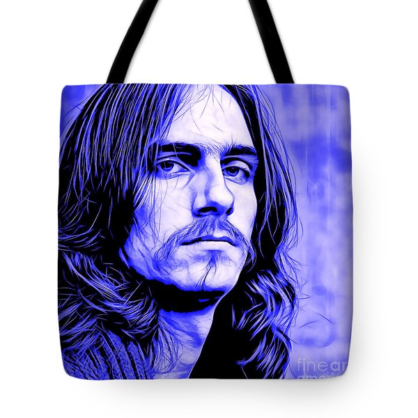 James Taylor Collection Tote Bag by Marvin Blaine