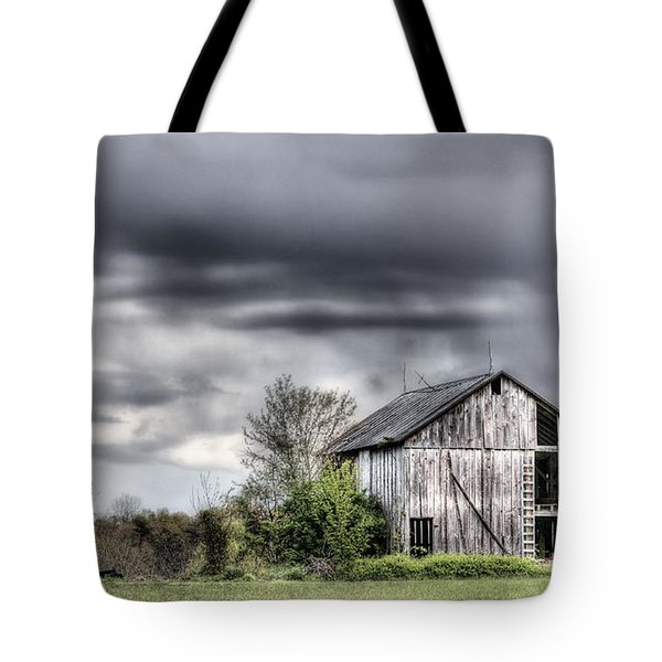 Ominous  Tote Bag by JC Findley
