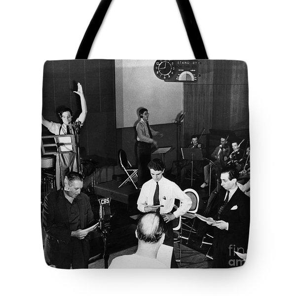 Orson Welles (1915-1985) Tote Bag by Granger