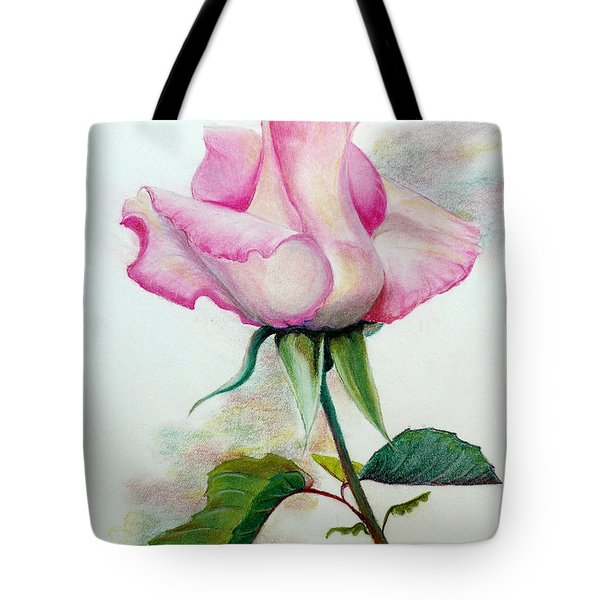 SO PINK Tote Bag by KARIN KELSHALL- BEST