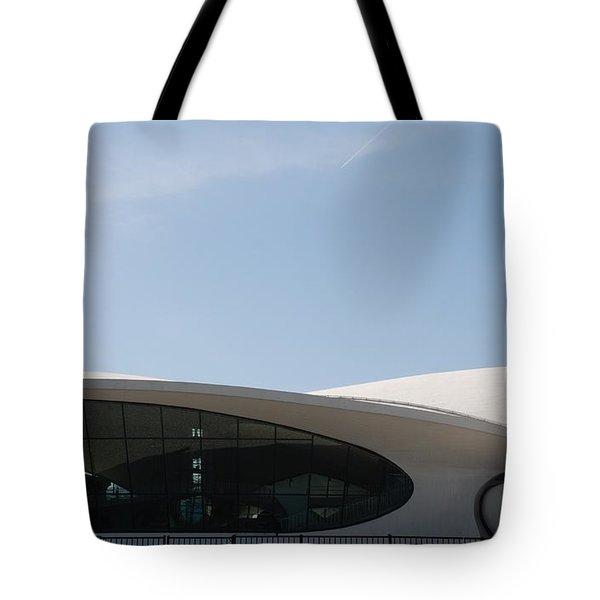 T W A Terminal Tote Bag by Rob Hans
