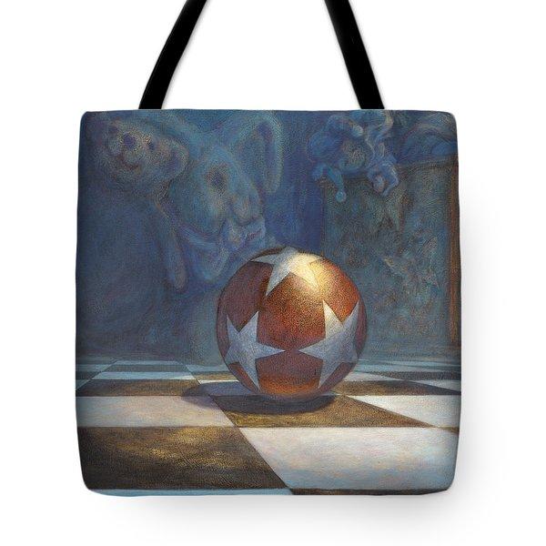 The Ball Tote Bag by Leonard Filgate