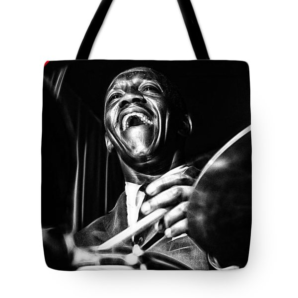 Art Blakey Collection Tote Bag by Marvin Blaine
