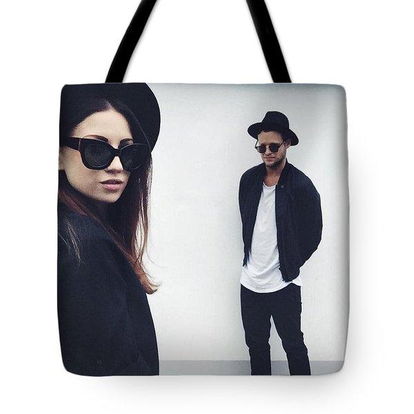 Emma Tote Bag by Gun Legler