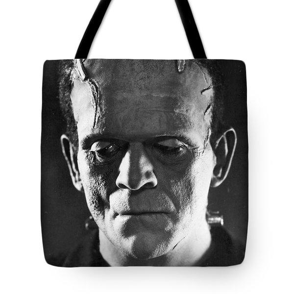Frankenstein, 1931 Tote Bag by Granger