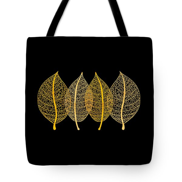 Leaves Tote Bag by Frank Tschakert