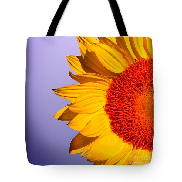 Sunflowers Tote Bag by Mark Ashkenazi