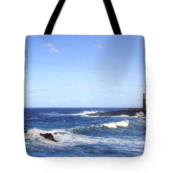 Tenerife - Garachico  Tote Bag by Joana Kruse