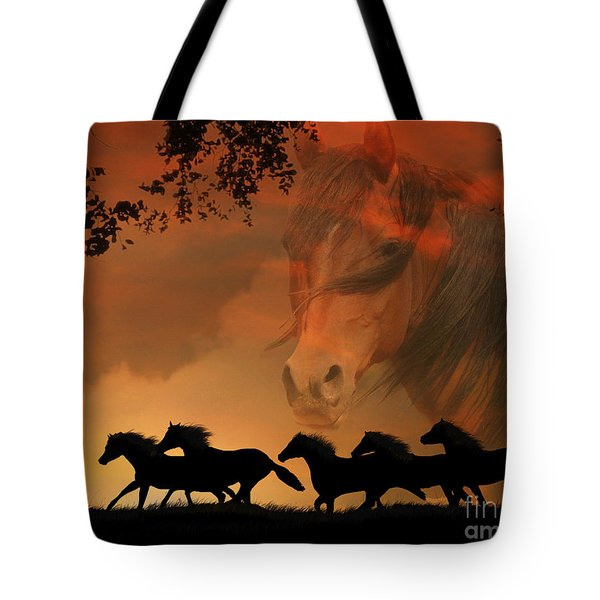 4-ever Free Tote Bag by Stephanie Laird
