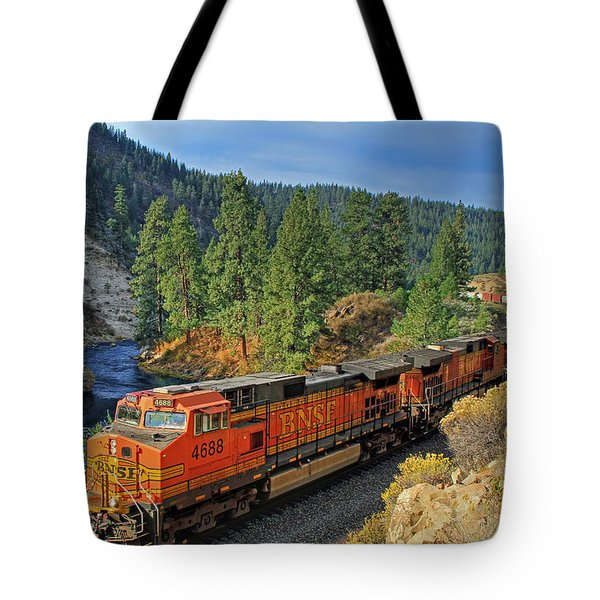 4688 Tote Bag by Donna Kennedy