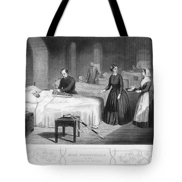 Florence Nightingale Tote Bag by Granger