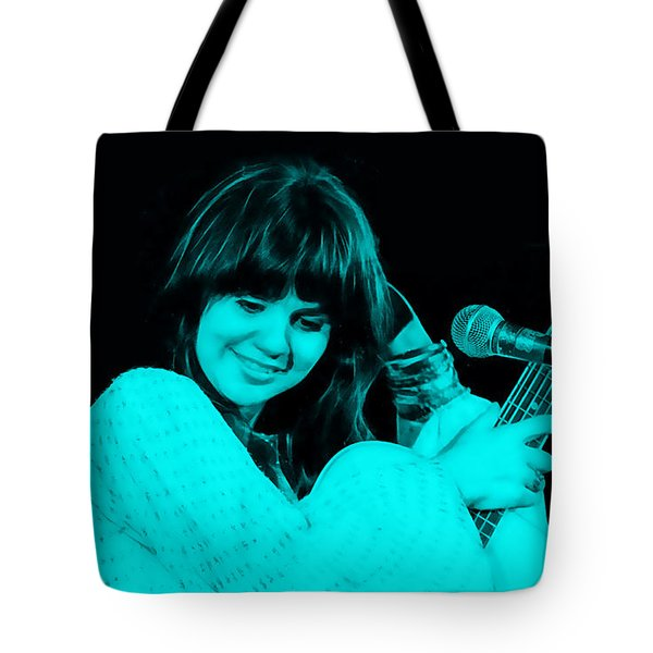 Linda Ronstadt Collection Tote Bag by Marvin Blaine