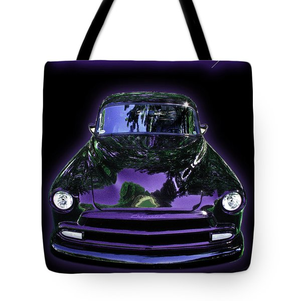 51chevrolet Coupe Tote Bag by Peter Piatt
