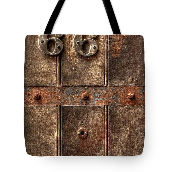 66... Tote Bag by Evelina Kremsdorf