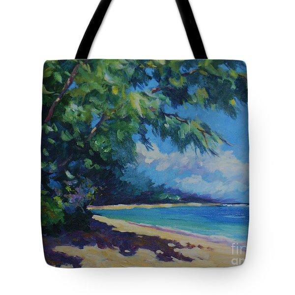 7-mile Beach Tote Bag by John Clark