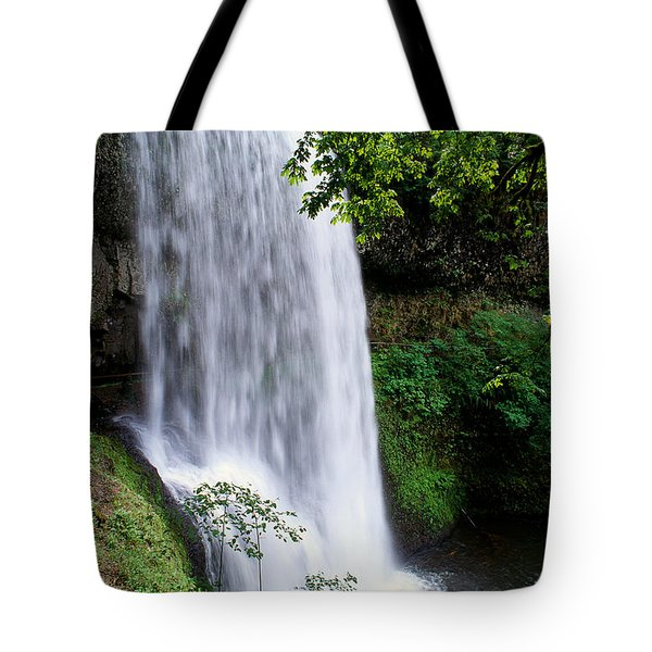 View Of Oregon Tote Bag by Greg Vaughn - Printscapes
