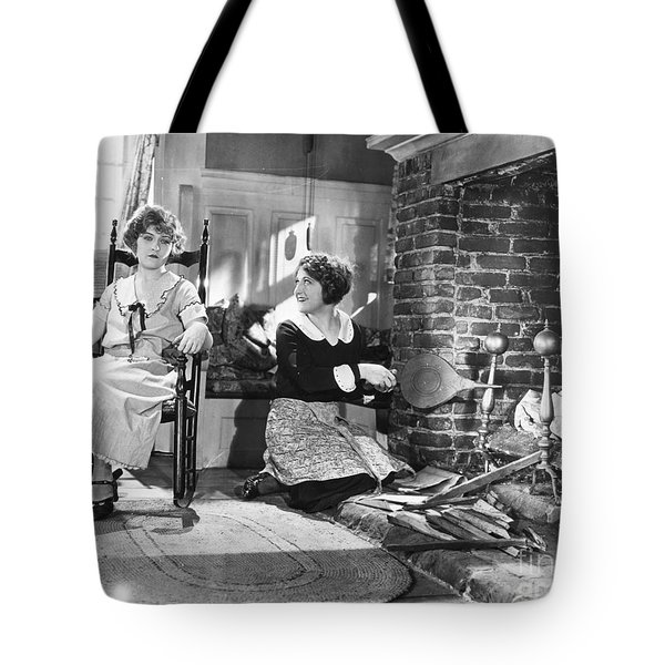 Silent Film Still Tote Bag by Granger