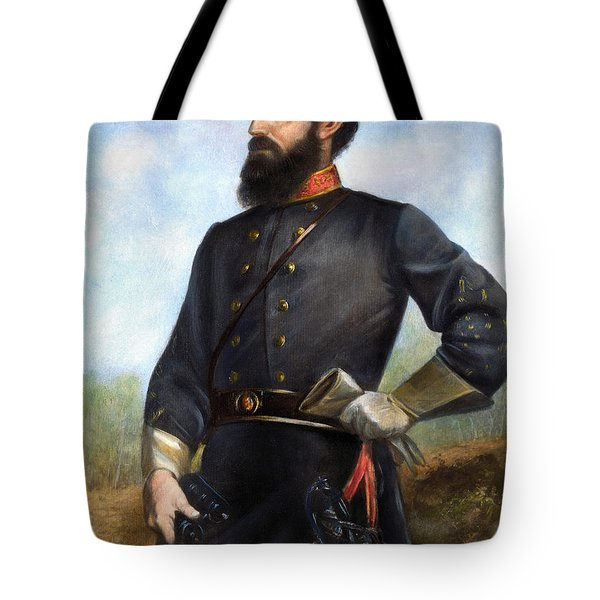 Stonewall Jackson Tote Bag by Granger