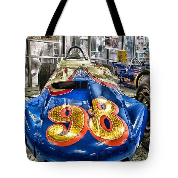 98 Tote Bag by Lauri Novak