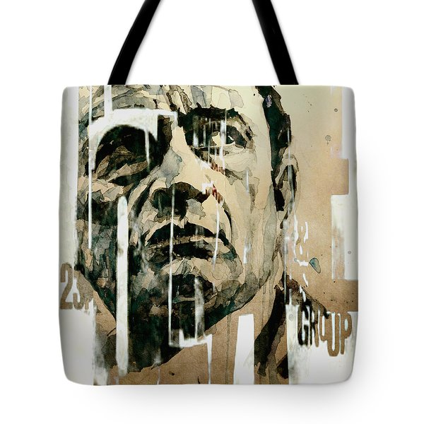 A Boy Named Sue Tote Bag by Paul Lovering