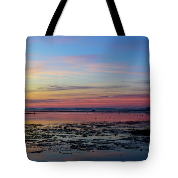 Tote Bag featuring the photograph A Change Of Season by Thierry Bouriat