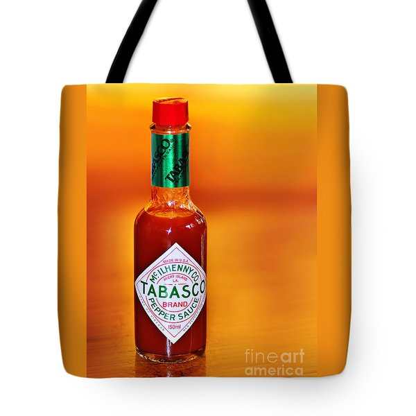 A Feeling Of Warmth Tote Bag by Kaye Menner