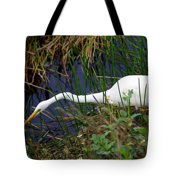 A Fishing We Will Go Tote Bag by Marty Koch