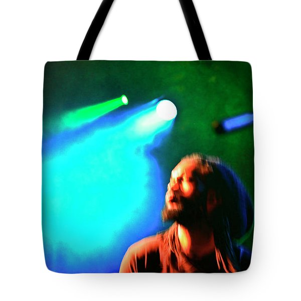 A Flobot In Song Tote Bag by David Kehrli