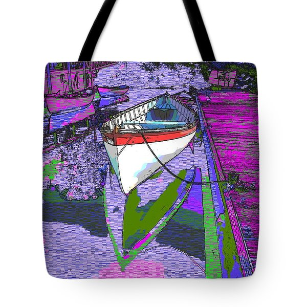 A Lakeside Wonderful Tote Bag by Tim Allen