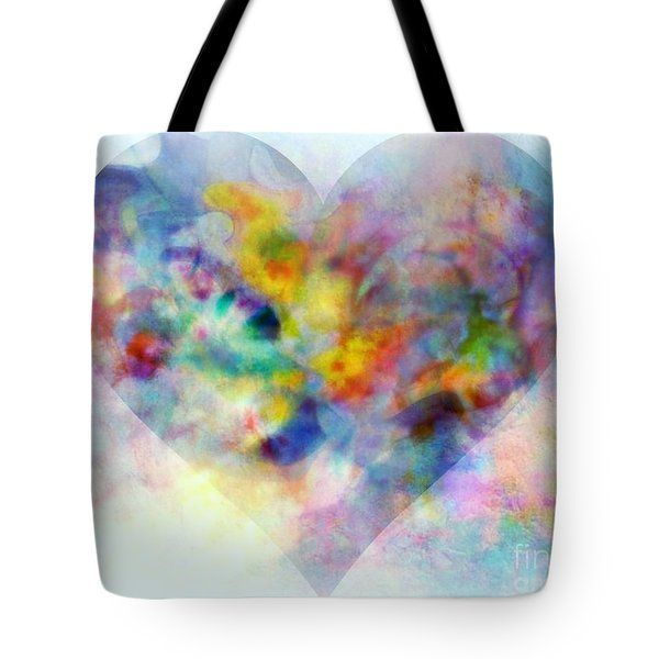 A Love Remembered Tote Bag by Wbk